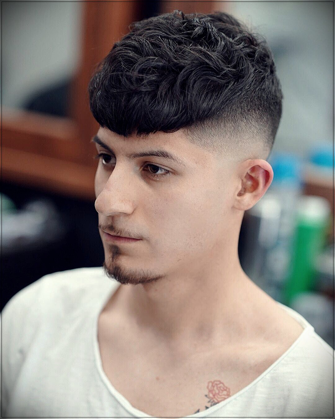 Sport These Short Haircuts For Men In 2018 Short And Curly Haircuts