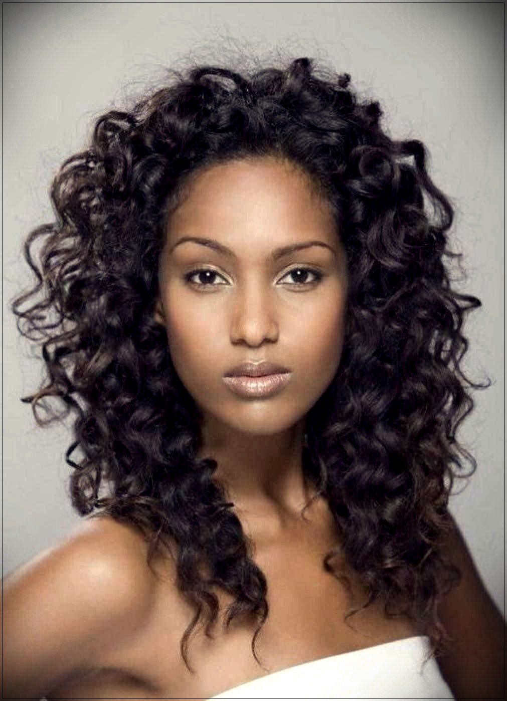Layered Curly Hair Ideas For 2018 8 Short And Curly Haircuts