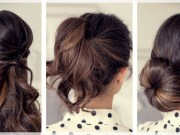 Home - DIY fast and easy hairstyles 1
