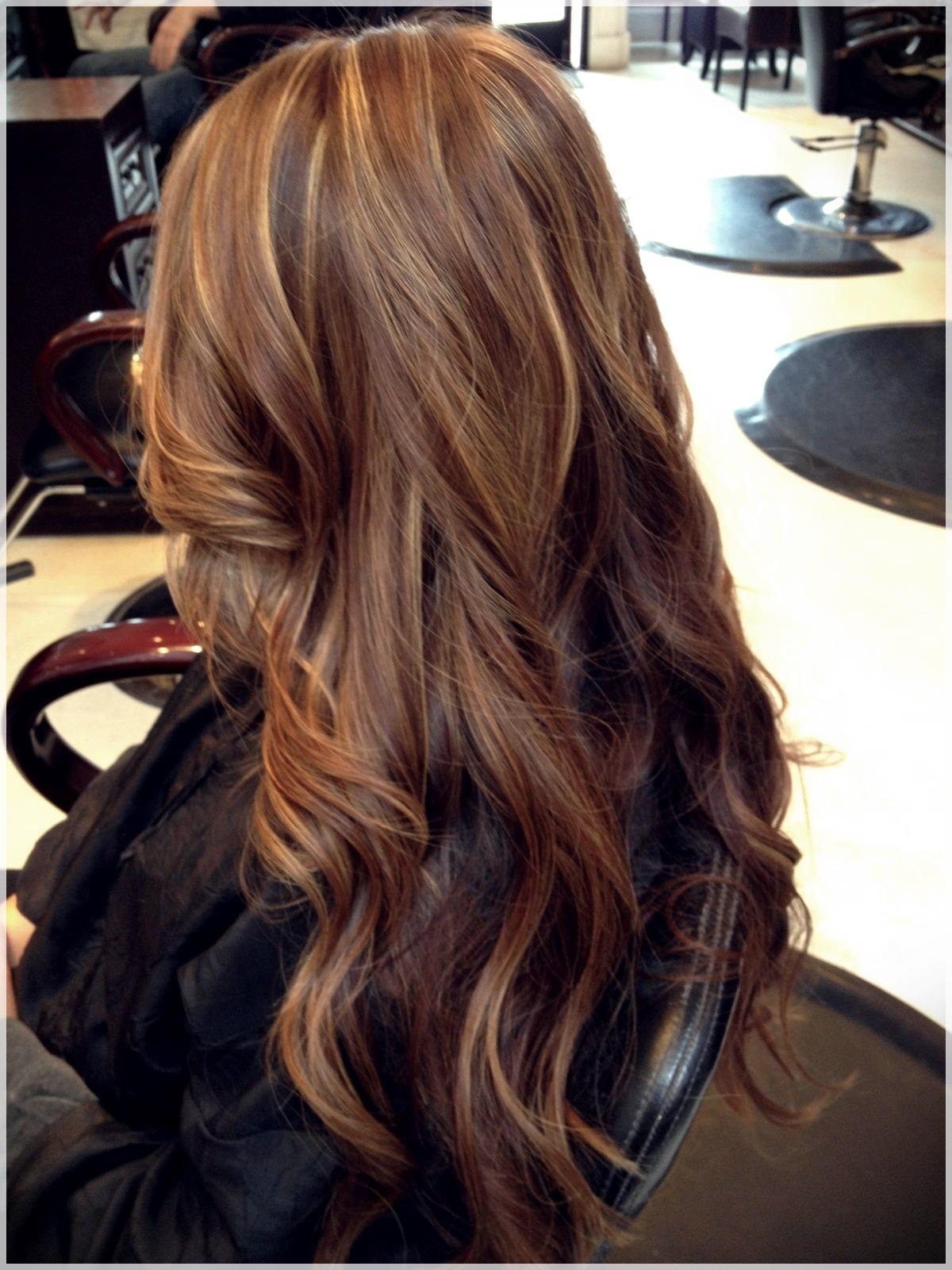 caramel brown hair color ideas 8 - Rocking caramel brown hair color