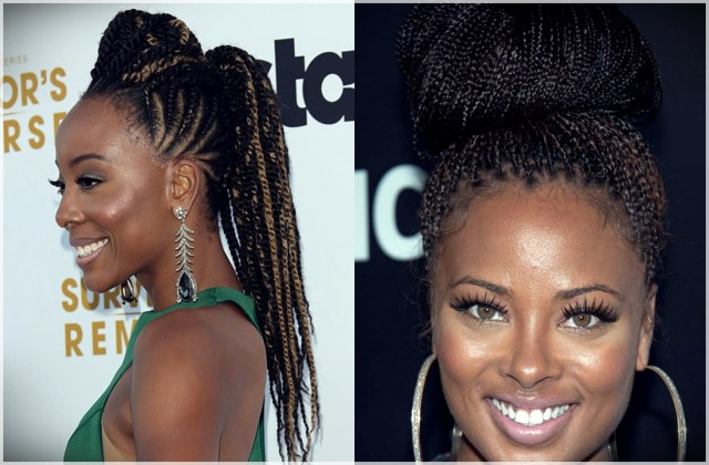 Hairstyles for black women 2019