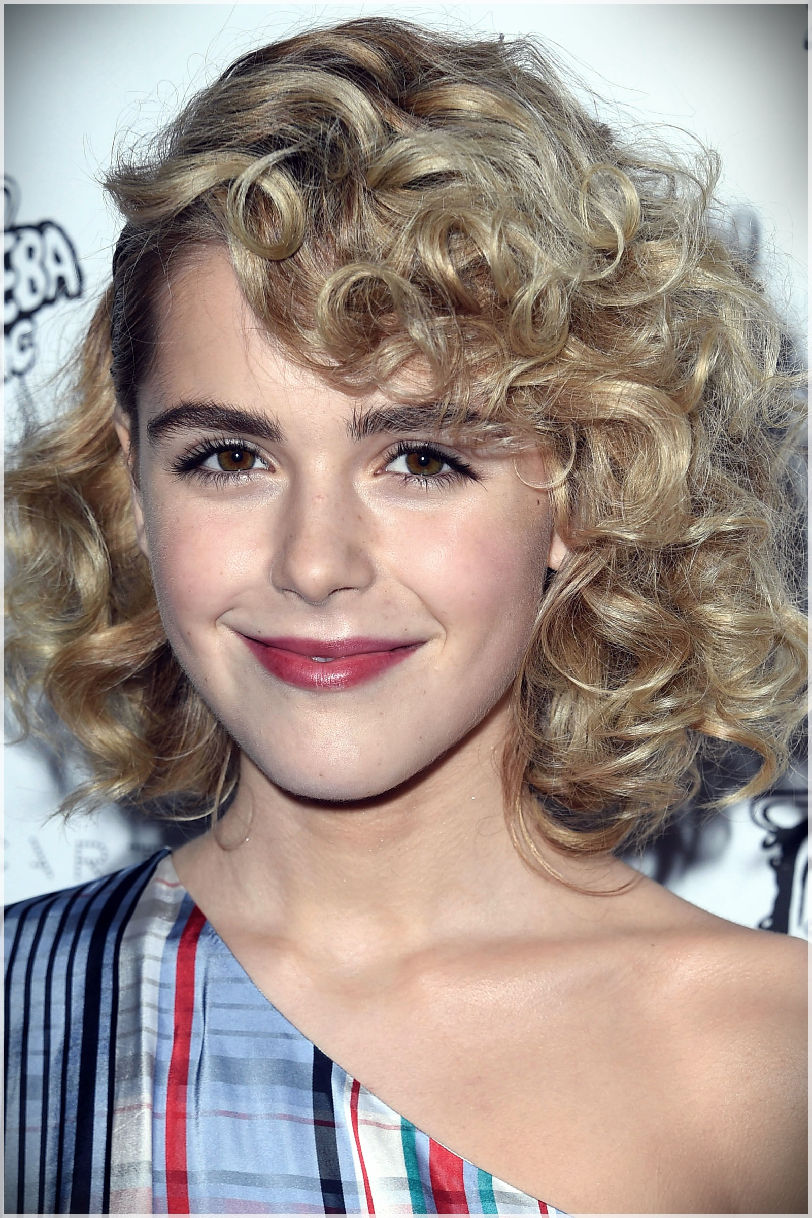 There are some wonderful short wavy haircuts for ladies to give a try this season - short curly haircuts 2018 9