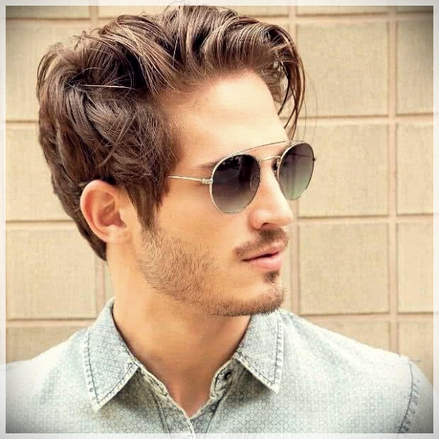 +100 Haircuts for Men 2018 2019 trends - 100 Haircuts for Men 2019 11