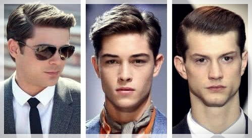 +100 Haircuts for Men 2018 2019 trends - 100 Haircuts for Men 2019 15
