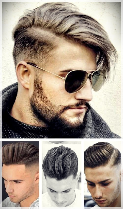 +100 Haircuts for Men 2018 2019 trends - 100 Haircuts for Men 2019 32
