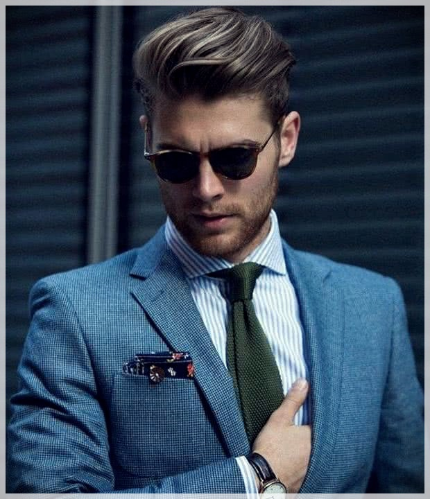 +100 Haircuts for Men 2018 2019 trends - 100 Haircuts for Men 2019 61