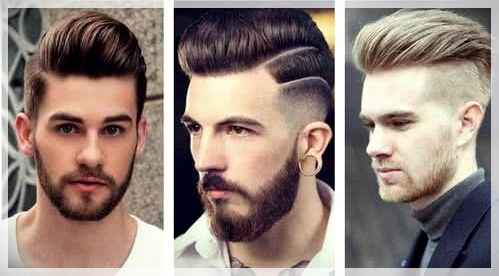 +100 Haircuts for Men 2018 2019 trends - 100 Haircuts for Men 2019 62