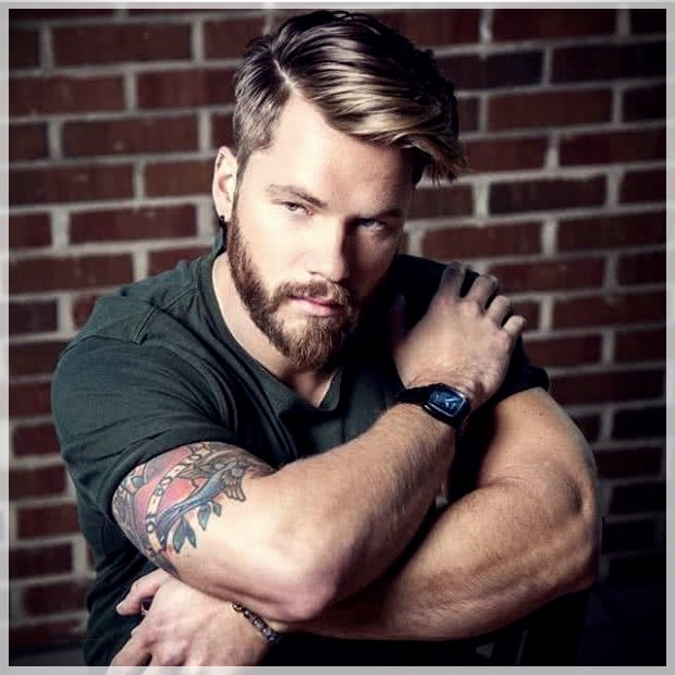 +100 Haircuts for Men 2018 2019 trends - 100 Haircuts for Men 2019 7
