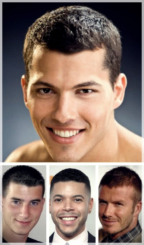+100 Haircuts for Men 2018 2019 trends - 100 Haircuts for Men 2019 79