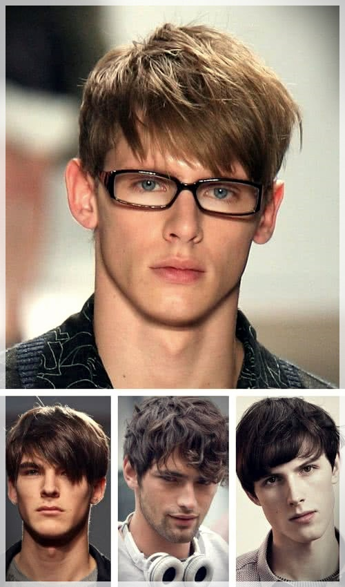 +100 Haircuts for Men 2018 2019 trends - 100 Haircuts for Men 2019 96