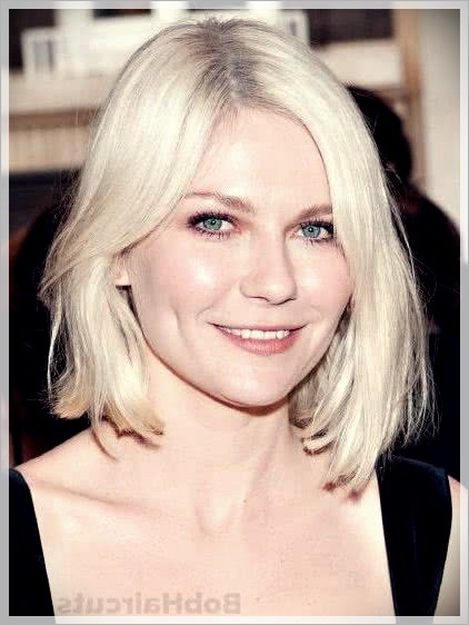 Haircuts for Round Face 2019: photos and ideas - Haircuts for Round Face 2019 13