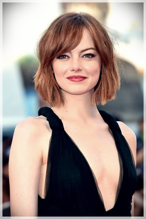 Haircuts for Round Face 2019: photos and ideas - Haircuts for Round Face 2019 8