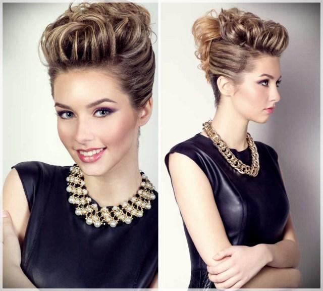Hairstyles autumn winter 2019: photos and ideas - Hairstyles autumn winter 2019 30