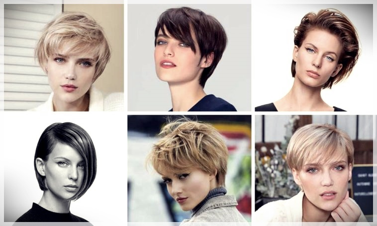 Short Haircuts Autumn Winter 2018 2019 The Most Beautiful Looks