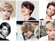 Short haircuts autumn winter 2018 2019