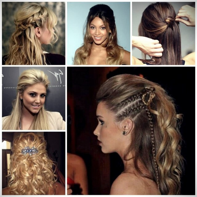 Hairstyles with Loose Hair
