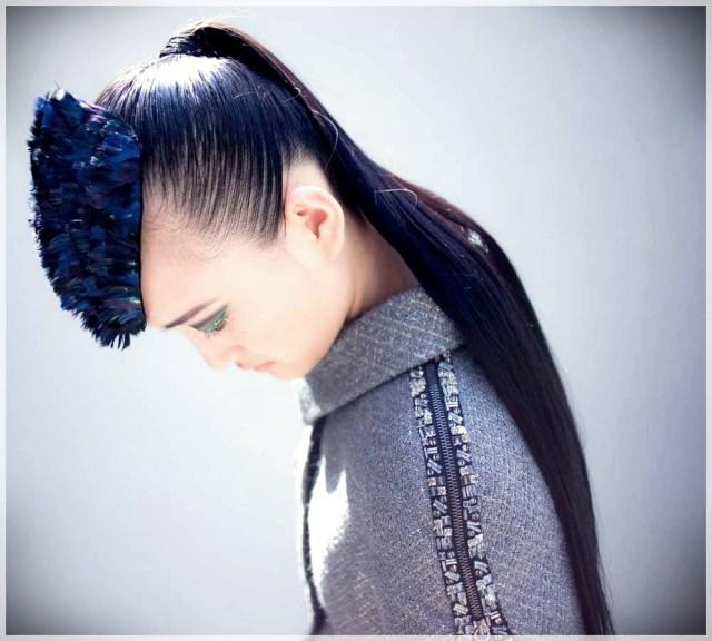 Long hair tail