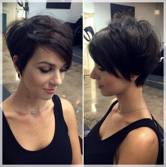 Best Short Haircuts 2019: trends and photos - Best Short haircuts 2019 10