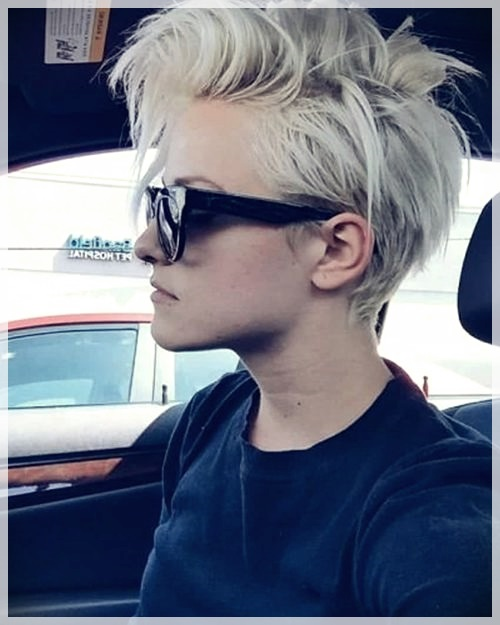 Best Short Haircuts 2019: trends and photos - Best Short haircuts 2019 19