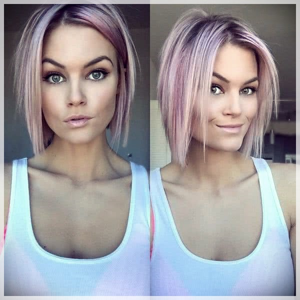 Best Short Haircuts 2019: trends and photos - Best Short haircuts 2019 24