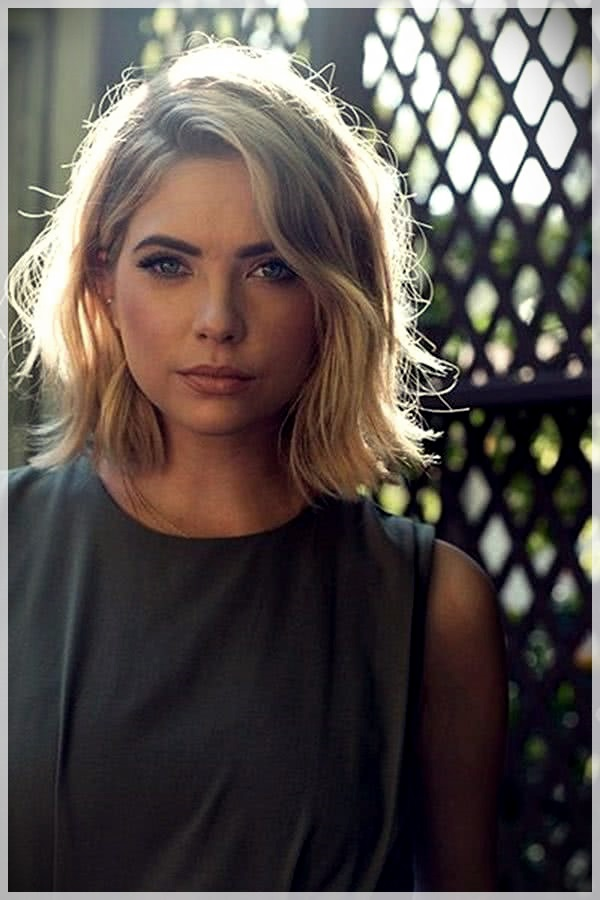 Best Short Haircuts 2019: trends and photos - Best Short haircuts 2019 36