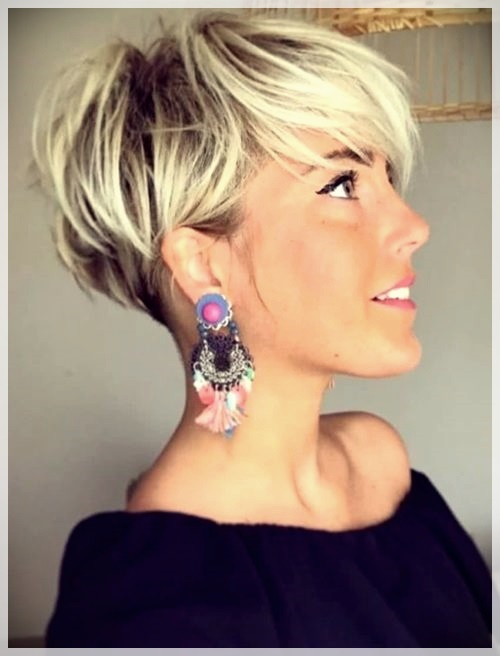 Best Short Haircuts 2019: trends and photos - Best Short haircuts 2019 43