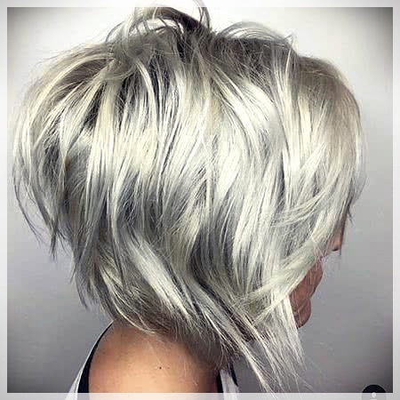 Best Short Haircuts 2019: trends and photos - Best Short haircuts 2019 45