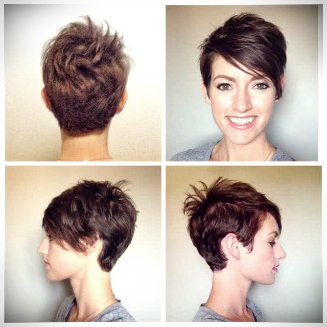 Best Short Haircuts 2019: trends and photos - Best Short haircuts 2019 5