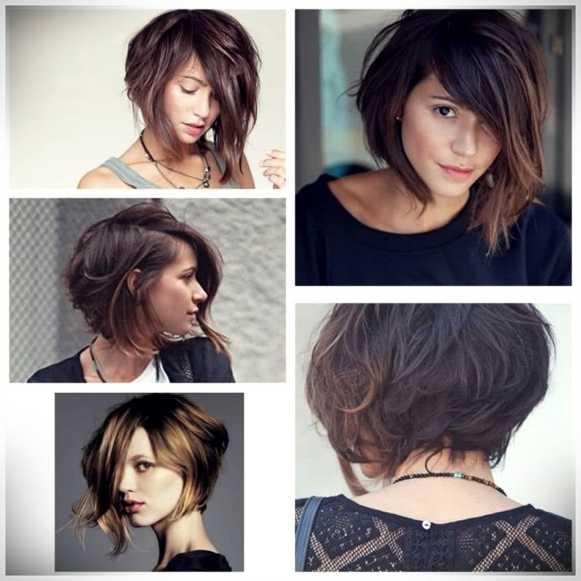 Best Short Haircuts 2019: trends and photos - Best Short haircuts 2019 52