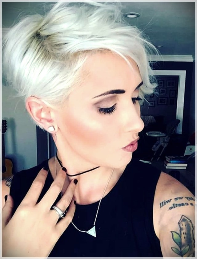 Best Short Haircuts 2019: trends and photos - Best Short haircuts 2019 54