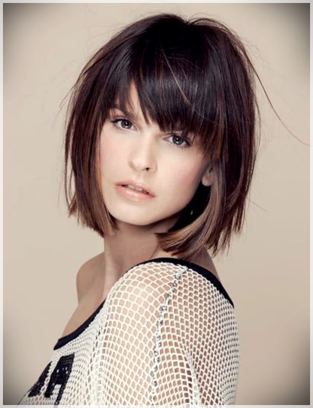 Best Short Haircuts 2019: trends and photos - Best Short haircuts 2019 63