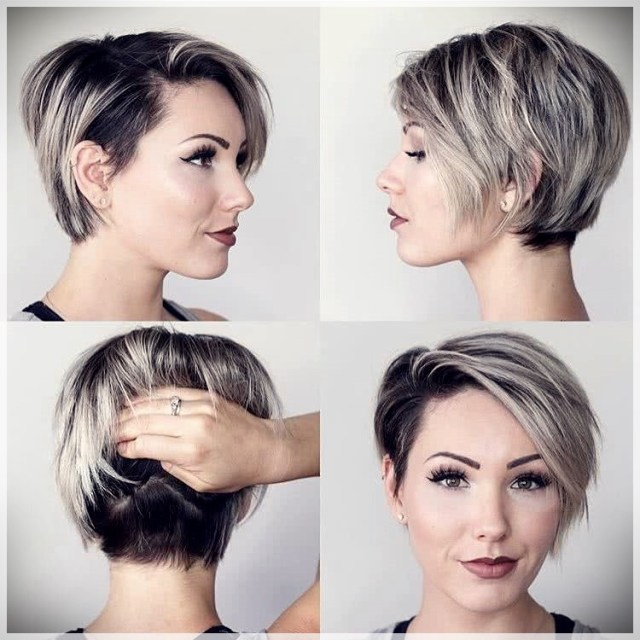 Best Short Haircuts 2019: trends and photos - Best Short haircuts 2019 7