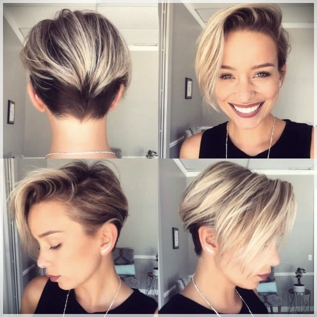 Best Short Haircuts 2019: trends and photos - Best Short haircuts 2019 8
