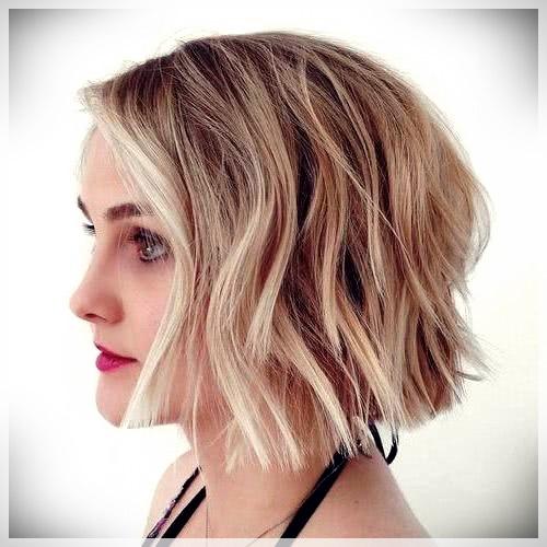 Bob Haircut 2019: trends and photos - Bob haircut 2019 11