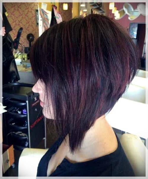 Bob Haircut 2019: trends and photos - Bob haircut 2019 24