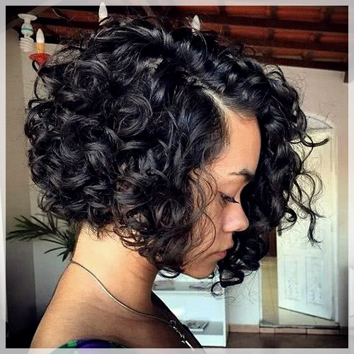 Curly or Wavy Haircuts 2019 - Curly or wavy haircuts 2019 14