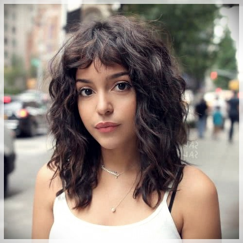 Curly or Wavy Haircuts 2019 - Curly or wavy haircuts 2019 30