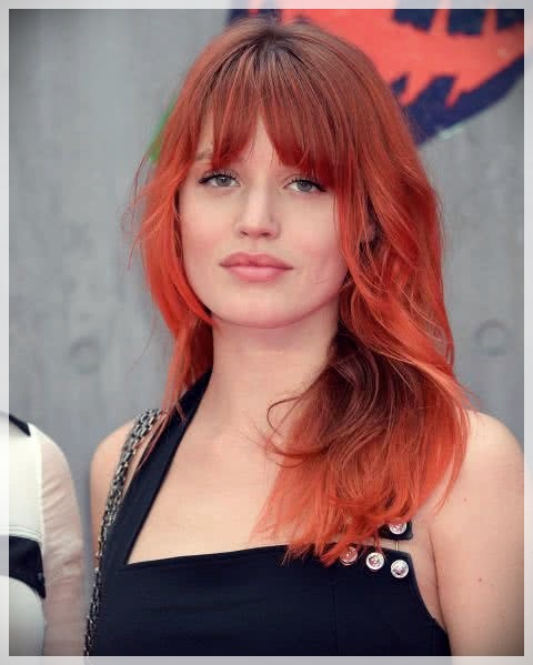 Haircuts with bangs 2019: photos and trends - Haircuts with bangs 2019 18