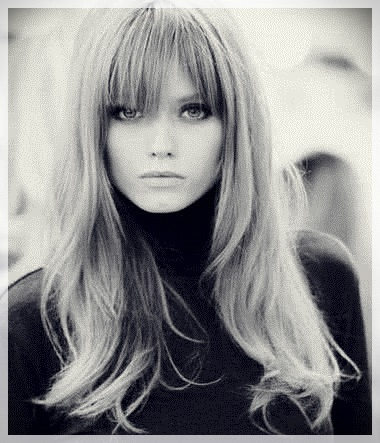 Haircuts with bangs 2019: photos and trends - Haircuts with bangs 2019 36