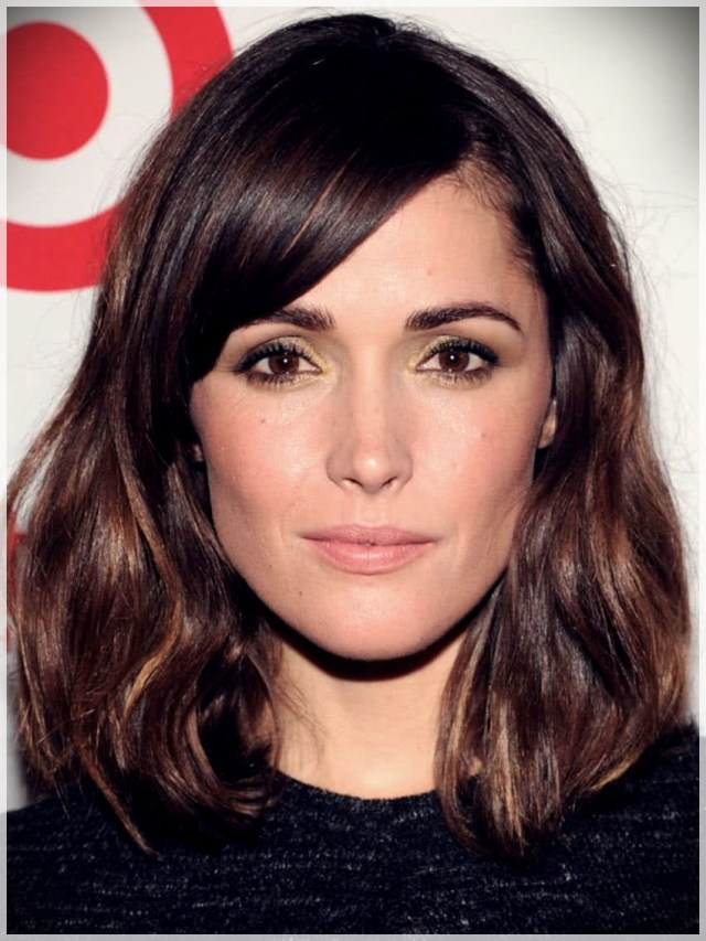 Haircuts with bangs 2019: photos and trends - Haircuts with bangs 2019 39