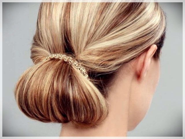 Updos 2019 fashion trends - updos 2019 11