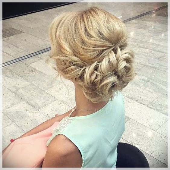 Updos 2019 fashion trends - updos 2019 2
