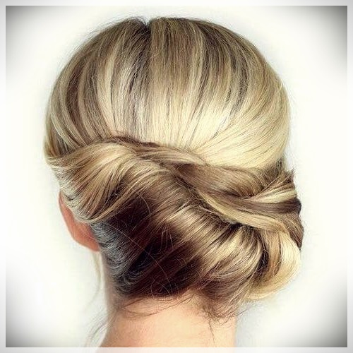 Updos 2019 fashion trends - updos 2019 29