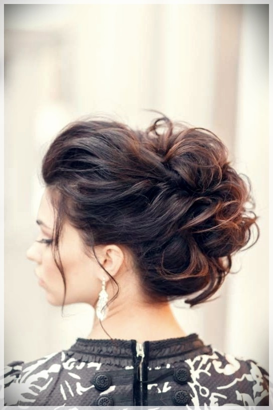 Updos 2019 fashion trends - updos 2019 5