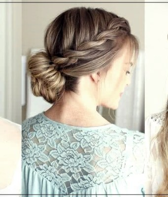 Home - Hairstyles with braids 2019 1