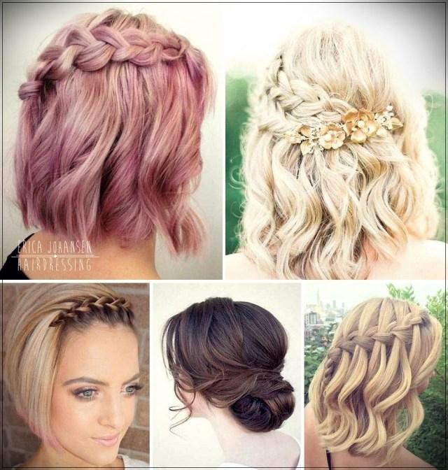 Short and medium hairstyles: beautiful ideas! - Short and medium hairstyles 19