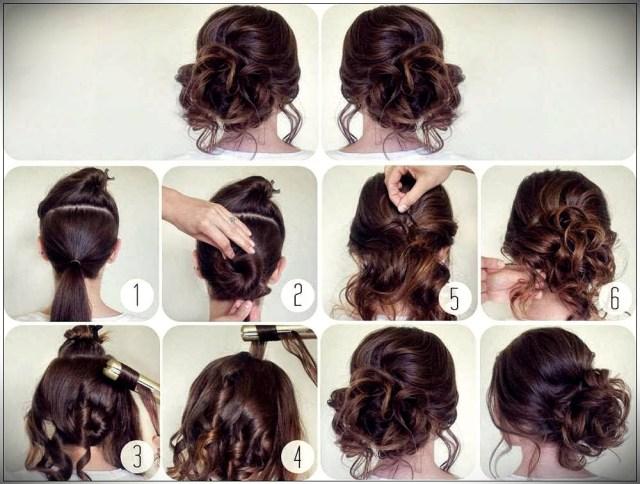 Short and medium hairstyles: beautiful ideas! - Short and medium hairstyles 26