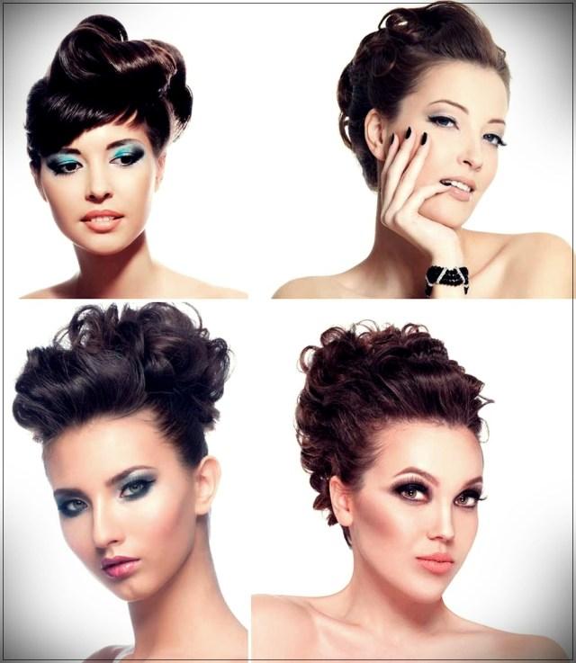 Short and medium hairstyles: beautiful ideas! - Short and medium hairstyles 7