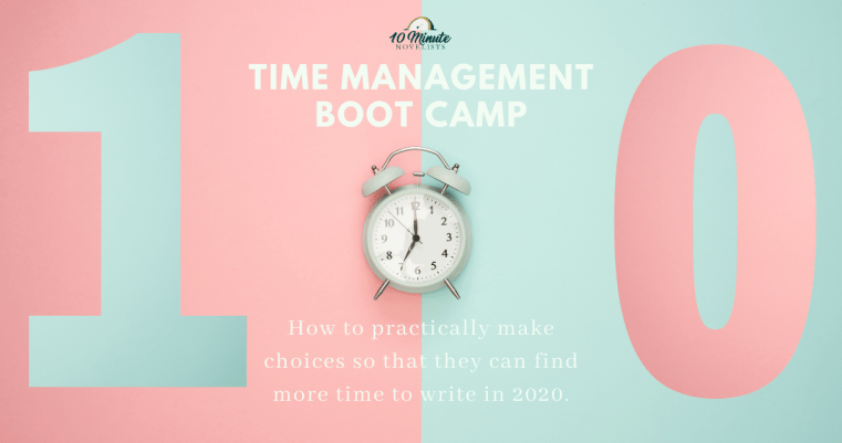 time management boot camp