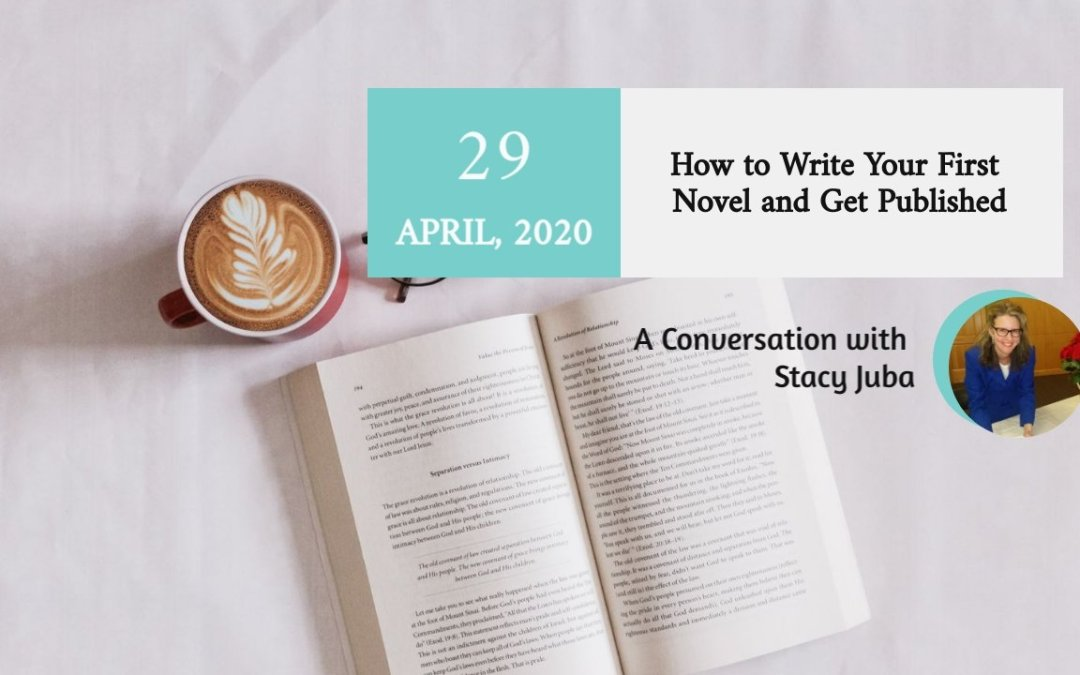 How to Write Your First Novel And Get Published @ngalina1973